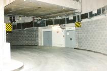 NÖ Landhaus Garagenabfahrt: Acoustic-Block
