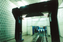 Waschanlage Leibnitz: Acoustik Block