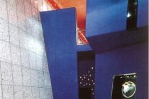 Swarovsky Kristallwelten: Akustikputz