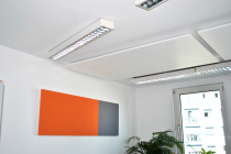 SWF Büro: Wand- & Deckensegel Float Polar