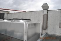 IMS: Schalldämmung Klimaanlage