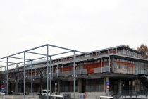 KFJ-Spital Wien: Estrichdämmung