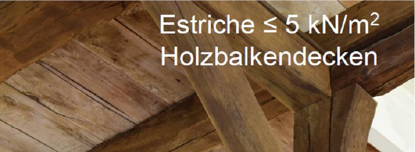 Gut bekannt auf Holzbalkendecken - FRANNER Lärmschutz   Wien OV92
