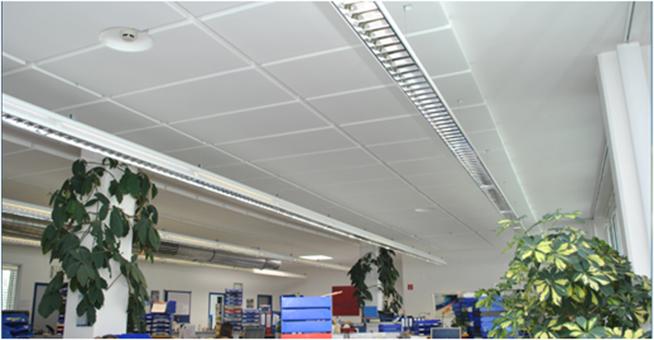 Raumakustik im Büro