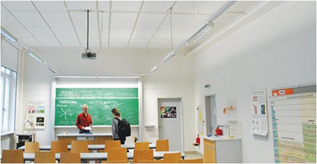 Lärmschutz in Schulen